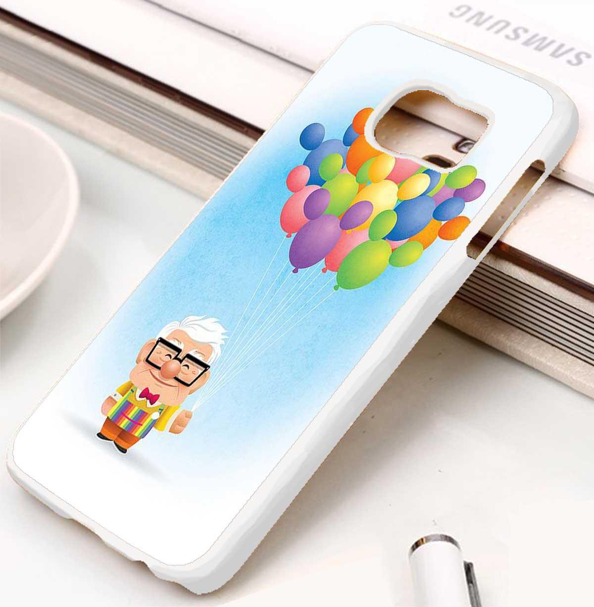 Carl Fredricksen Disney Up Custom Samsung Galaxy S3 S4 S5 S6 S7 Case