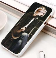 Charlie Hunnam 2 Custom Samsung Galaxy S3 S4 S5 S6 S7 Case