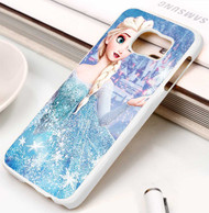 Frozen Elsa Disney Custom Samsung Galaxy S3 S4 S5 S6 S7 Case
