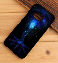 Jack Frost and Elsa Custom HTC One X M7 M8 M9 Case