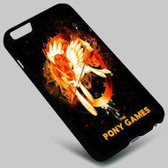 The Pony Games My Little Pony Hunger Games  on your case iphone 4 4s 5 5s 5c 6 6plus 7 Samsung Galaxy s3 s4 s5 s6 s7 HTC Case