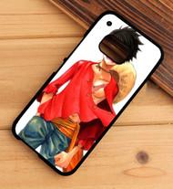 Luffy One Piece Custom HTC One X M7 M8 M9 Case