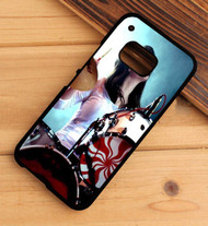 Meg White The White Stripes Custom HTC One X M7 M8 M9 Case