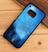 Beauty And The Beast Castle Custom HTC One X M7 M8 M9 Case