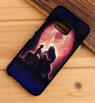 Beauty And The Beast Custom HTC One X M7 M8 M9 Case