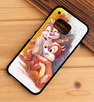 Chip and Dale Custom HTC One X M7 M8 M9 Case