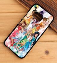 Disney Fairies Custom HTC One X M7 M8 M9 Case
