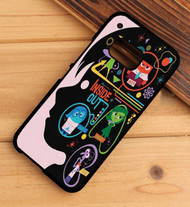 Inside Out Poster Custom HTC One X M7 M8 M9 Case