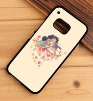 Jasmine and Aladdin Custom HTC One X M7 M8 M9 Case