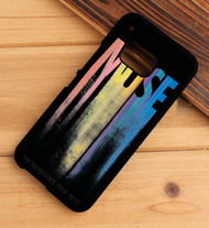 Muse Posters Custom HTC One X M7 M8 M9 Case