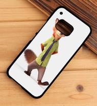 Nick Wilde Disney Zootopia Custom HTC One X M7 M8 M9 Case