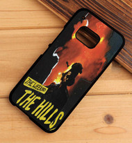 The Weeknd The Hills Custom HTC One X M7 M8 M9 Case