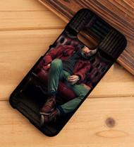 Thom Yorke Radiohead Custom HTC One X M7 M8 M9 Case