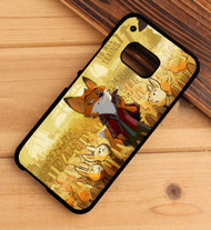 Zootopia Disney Custom HTC One X M7 M8 M9 Case