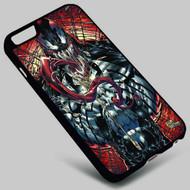 Venom Spiderman  on your case iphone 4 4s 5 5s 5c 6 6plus 7 Samsung Galaxy s3 s4 s5 s6 s7 HTC Case