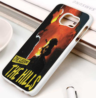 The Weeknd The Hills Custom Samsung Galaxy S3 S4 S5 S6 S7 Case