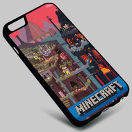 Wordcraft Creates Official Minecraft on your case iphone 4 4s 5 5s 5c 6 6plus 7 Samsung Galaxy s3 s4 s5 s6 s7 HTC Case
