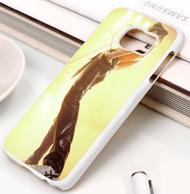Freddie Mercury Custom Samsung Galaxy S3 S4 S5 S6 S7 Case