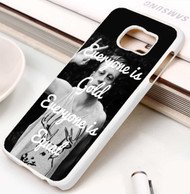 Macklemore Quotes Custom Samsung Galaxy S3 S4 S5 S6 S7 Case