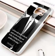Paul Walker Quotes Custom Samsung Galaxy S3 S4 S5 S6 S7 Case
