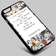 5 Seconds of Summer Disconnected on your case iphone 4 4s 5 5s 5c 6 6plus 7 Samsung Galaxy s3 s4 s5 s6 s7 HTC Case