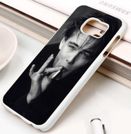 Young Leonardo DiCaprio Custom Samsung Galaxy S3 S4 S5 S6 S7 Case