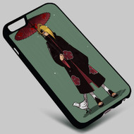 Akatsuki Naruto Shippuden 2 on your case iphone 4 4s 5 5s 5c 6 6plus 7 Samsung Galaxy s3 s4 s5 s6 s7 HTC Case
