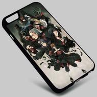 Akatsuki Naruto Shippuden  on your case iphone 4 4s 5 5s 5c 6 6plus 7 Samsung Galaxy s3 s4 s5 s6 s7 HTC Case