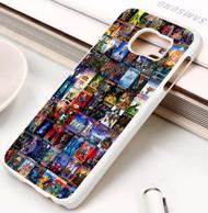 Iron Maiden Album Covers Custom Samsung Galaxy S3 S4 S5 S6 S7 Case