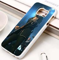 Mikey Way My Chemical Romance Custom Samsung Galaxy S3 S4 S5 S6 S7 Case