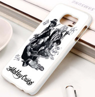 Motley Crue Custom Samsung Galaxy S3 S4 S5 S6 S7 Case