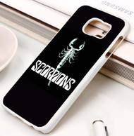 Scorpions Custom Samsung Galaxy S3 S4 S5 S6 S7 Case