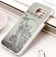 Blink-182 I Miss You Lyrics Custom Samsung Galaxy S3 S4 S5 S6 S7 Case