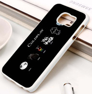 Coldplay Albums Custom Samsung Galaxy S3 S4 S5 S6 S7 Case