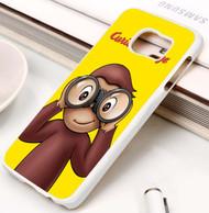 Curious George Custom Samsung Galaxy S3 S4 S5 S6 S7 Case
