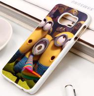 Halloween Minions Custom Samsung Galaxy S3 S4 S5 S6 S7 Case