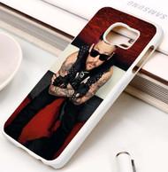 Joel Madden Good Charlotte Custom Samsung Galaxy S3 S4 S5 S6 S7 Case