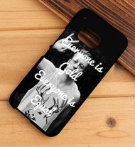 Macklemore Quotes Custom HTC One X M7 M8 M9 Case