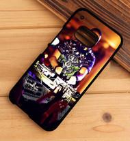 Afrojack Custom HTC One X M7 M8 M9 Case