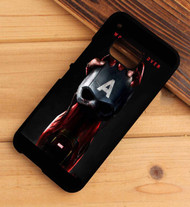 Captain America Civil War Custom HTC One X M7 M8 M9 Case