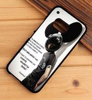 Deadmau5 Quotes Custom HTC One X M7 M8 M9 Case