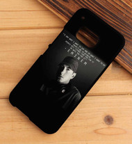 Eminem Quotes Custom HTC One X M7 M8 M9 Case