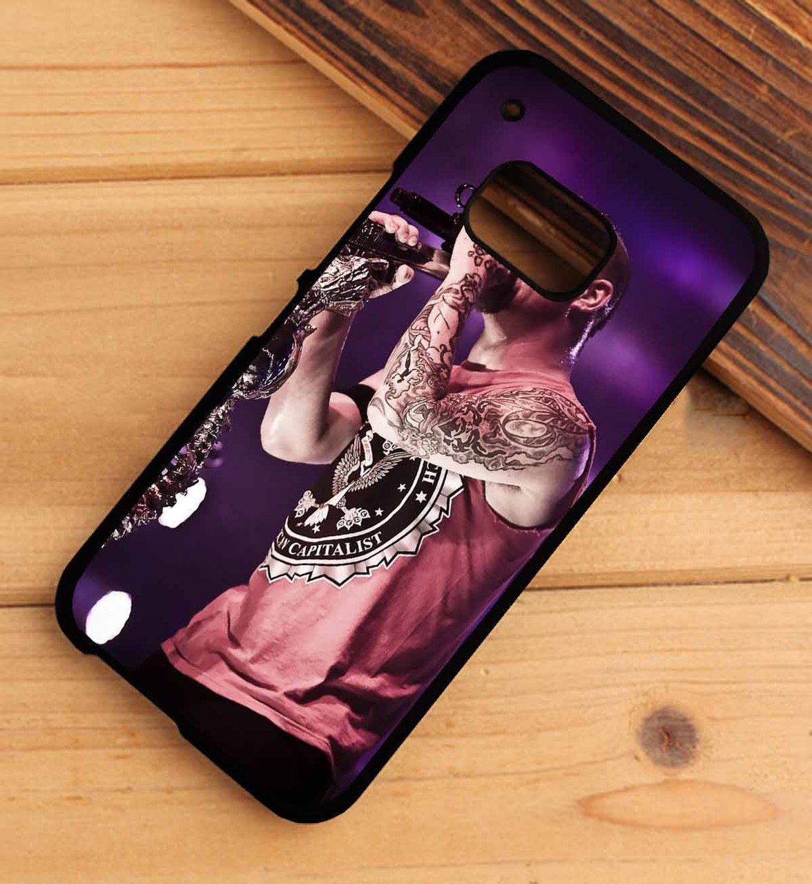 quality design 593b7 ddc03 Five Finger Death Punch Ivan Moody Custom HTC One X M7 M8 M9 Case