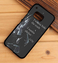 Imagine Dragons Lyrics Custom HTC One X M7 M8 M9 Case