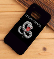 WhiteSnake Custom HTC One X M7 M8 M9 Case