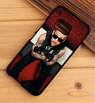 Joel Madden Good Charlotte Custom HTC One X M7 M8 M9 Case