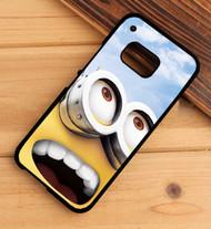 Minion Big Eyes Despicable Me Custom HTC One X M7 M8 M9 Case