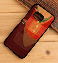 Wreck-It Ralph Costume Custom HTC One X M7 M8 M9 Case