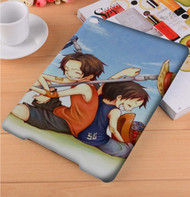 Ace and Luffy One Piece iPad Samsung Galaxy Tab Case