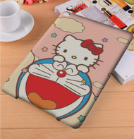 Hello Kitty and Doraemon iPad Samsung Galaxy Tab Case
